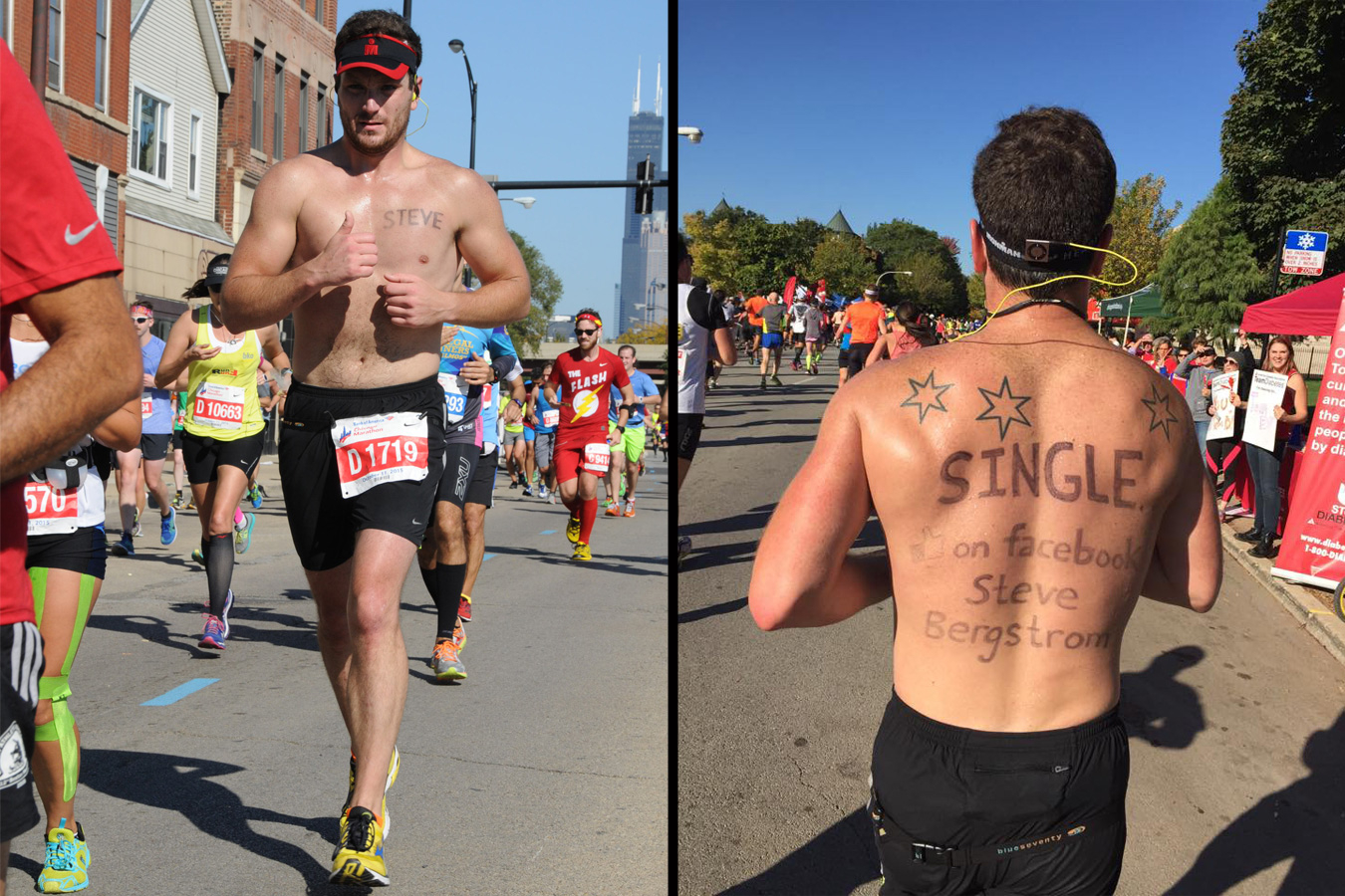 How to Win Dates During a Marathon