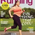 Plus-Sized Model On a Fitness Magazine?